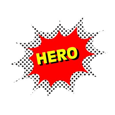 Hero Graphic
